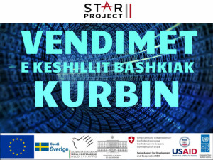 VENDIMET KURBIN, INFOCIP, UNDP
